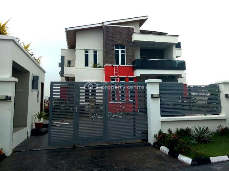 Tastefully Finished 4 Bedroom Detached Duplex on 850sqm, Pinnock Estate, Lekki, Lagos, Detached Duplex for Sale