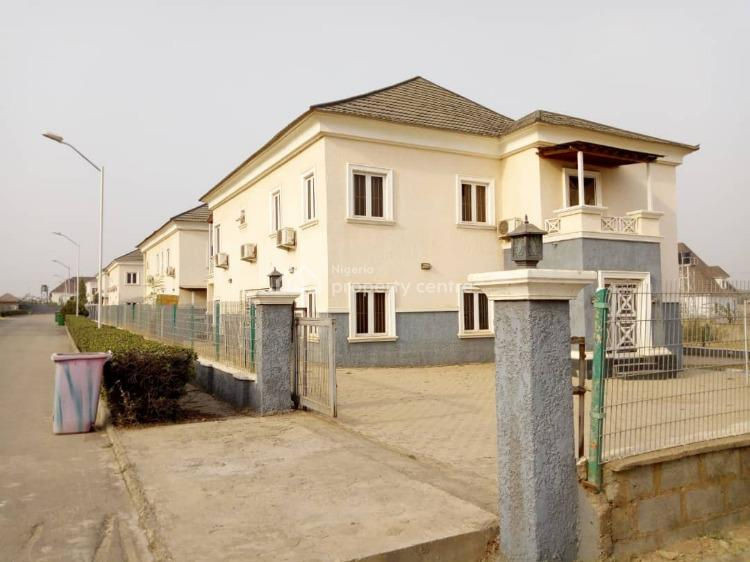 a Six Bedrooms Fully Detached Duplex with About 13 a/cs, Cannan Estate, Life Camp, Gwarinpa, Abuja, Detached Duplex for Sale