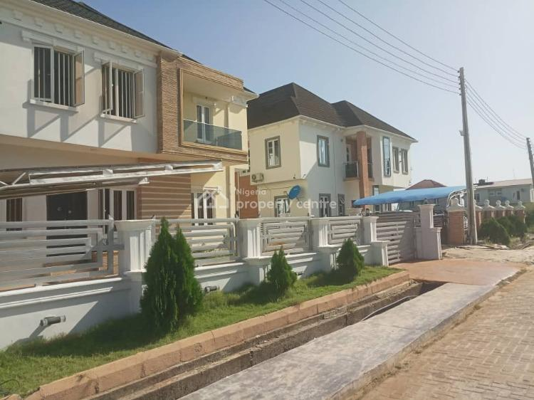 Luxury Finished 5 Bedroom Fully Detached Duplex and Bq, Monastery Road, Behind Lagos Largest Shoprite. Lekki Scheme 2, Lekki, Lagos, Detached Duplex for Sale