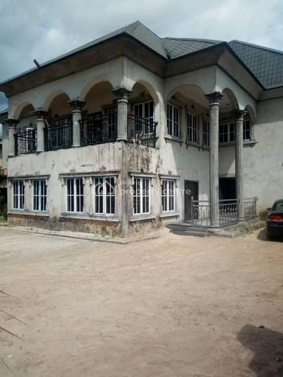 7 Bedroom Duplex, Mcc Road, Enerhen, Warri, Delta, Detached Duplex for Sale