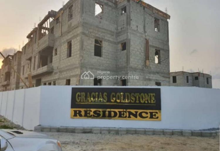 Newly Built 1 Bedroom Apartments, Gracias Goldstone, Sangotedo, Ajah, Lagos, Flat for Sale