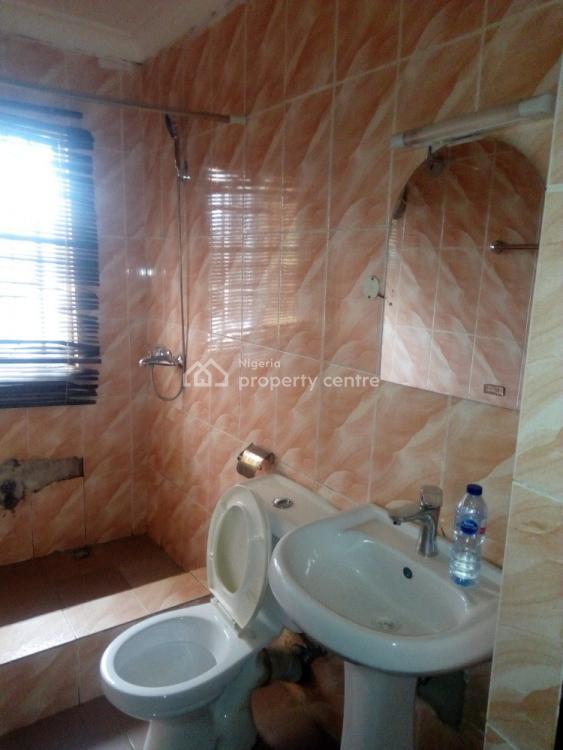 4bedroom Terrace Duplex with 1room Servants Quarter., Apo Zone E, Apo, Abuja, Terraced Duplex for Rent