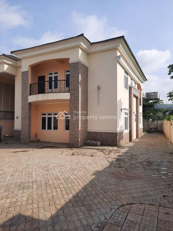 Luxury 4 Bedroom, Katampe Extension, Katampe, Abuja, Semi-detached Duplex for Sale