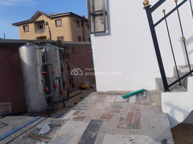 Brand New Fully Detached 3 Bedroom Duplex, Corporative Villa, Badore, Ajah, Lagos, Detached Duplex for Sale