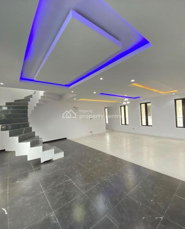 Waterfront Contemporary 5 Bedroom Detached Duplex, Lekky County Home, Lekki Expressway, Lekki, Lagos, Detached Duplex for Sale