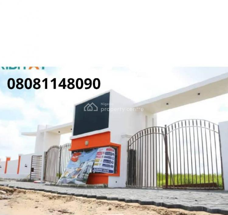 Estate Land, Lekki Pearl Garden Abijo Title:* Governors Consent, Sangotedo, Ajah, Lagos, Land for Sale