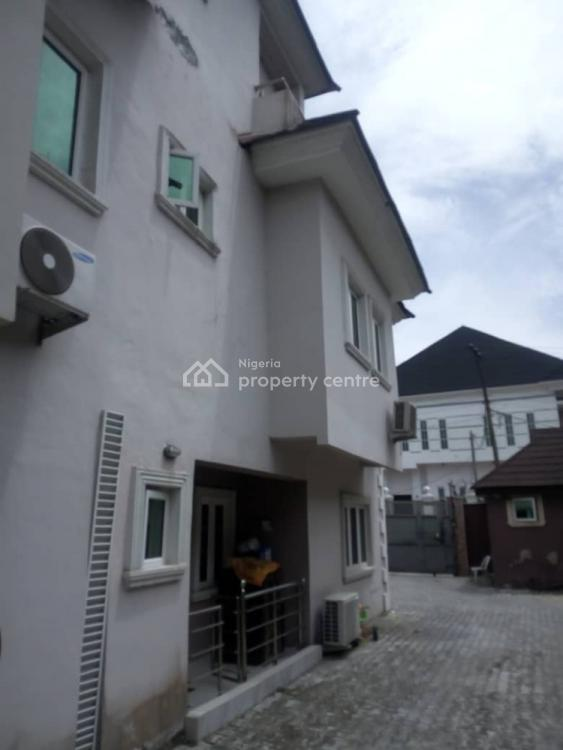 Luxury Built and Well Maintained 4bedroom Terrace Now Available, Osapa, Lekki, Lagos, Terraced Duplex for Rent