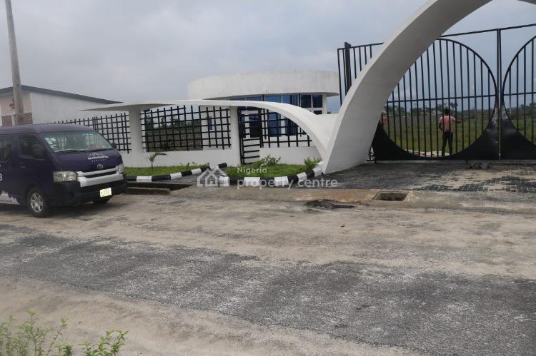 Estate Land, C of O, The Grandeur, Abijo Gra, Sangotedo, Ajah, Lagos, Residential Land for Sale