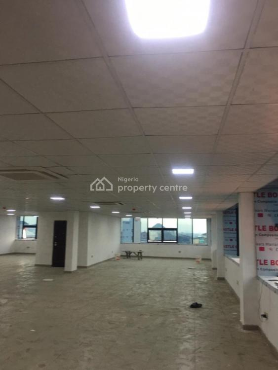 Fully Serviced Office Building, Anthony, Maryland, Lagos, Office Space for Rent