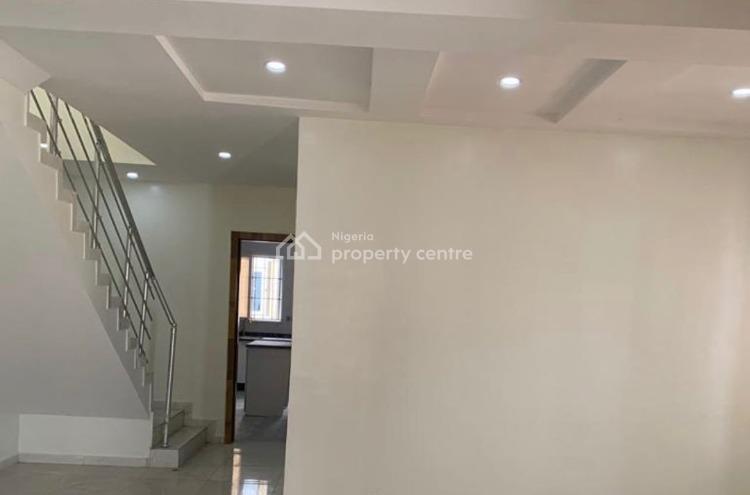 Luxury 4 Bedroom Terrace Duplex, Orchid Hotel Road, Lafiaji, Lekki, Lagos, Terraced Duplex for Rent