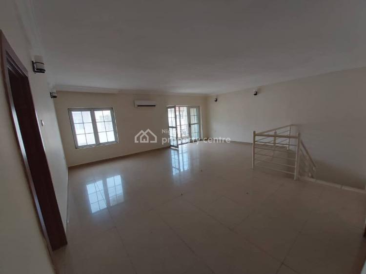 Luxury 4 Bedroom Serviced Terraced Duplex with a Room Boys Quarters, Maitama District, Abuja, Terraced Duplex for Rent