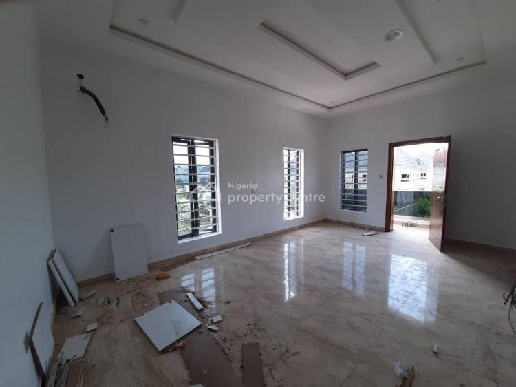 Lovely 4 Bedroom Duplex with Bq, Oral Estate, Ikota, Lekki, Lagos, Semi-detached Duplex for Sale