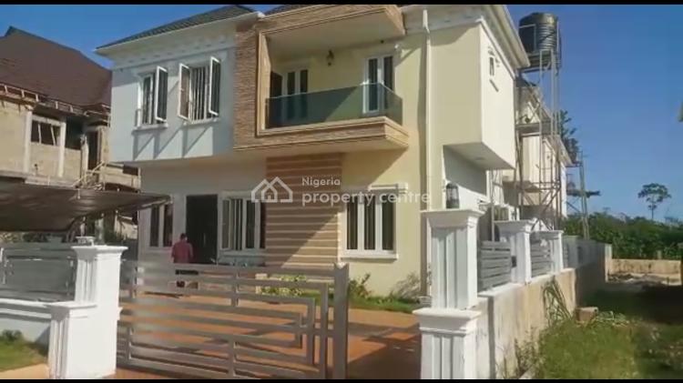 5 Bedroom Fully Detached Duplex and Bq, Off Monastery Road, Shoprite, Sangotedo, Ajah, Lagos, Detached Duplex for Sale