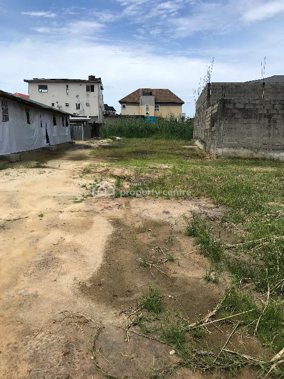 Aspiring Dry Land Just for You 60 Seconds to The Main Road, Ado, Ajah, Lagos, Land for Sale