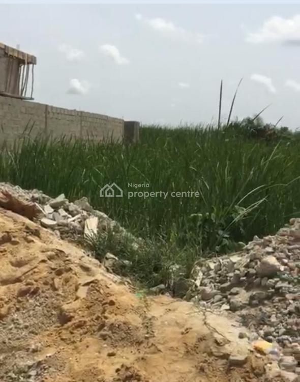 Full Plot of Land, Happy Land Estate, Ajiwe, Ajah, Lagos, Residential Land for Sale