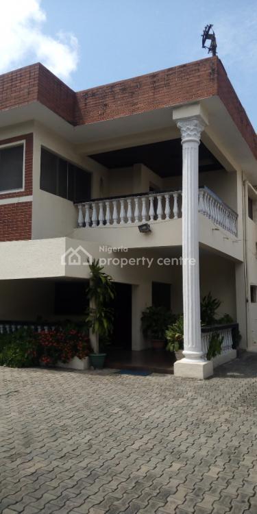 5bedroom Detached House with Bq, Off Saka Tinubu Street, Victoria Island (vi), Lagos, Detached Duplex for Rent