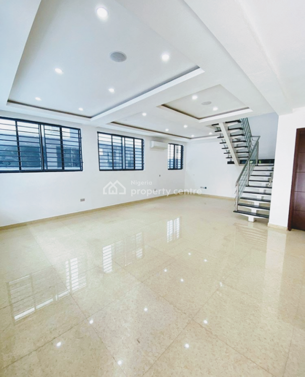 Striking and Contemporary Built  5 Bedroom Semi Detached House Now Available, Banana Island, Ikoyi, Lagos, Semi-detached Duplex for Sale