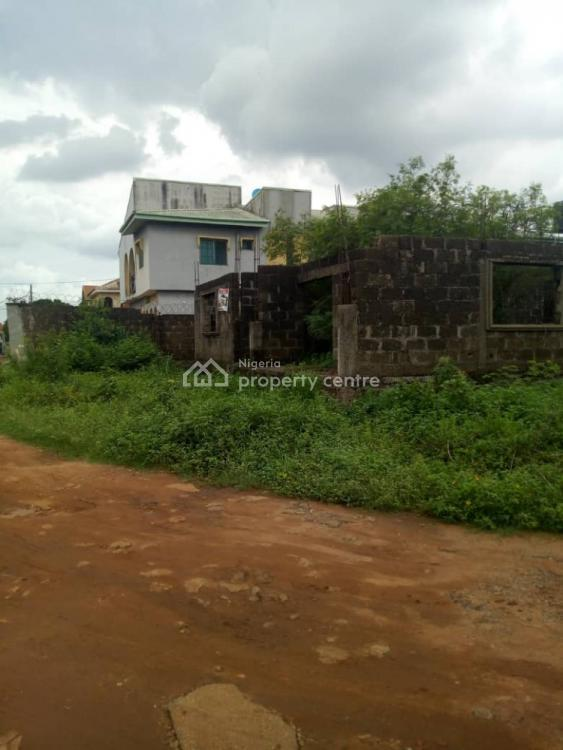 Half Plot of Fenced Gated and Dry Cornerpiece Land, Around Abesan Gate, Boys Town, Ipaja, Lagos, Land for Sale