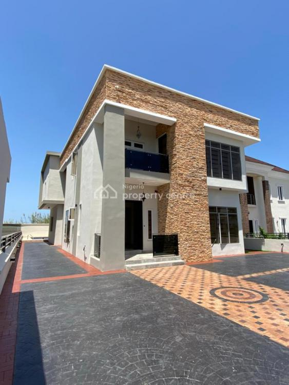 Beautifully Finished 5 Bedroom Detached Duplex with Bq Available, Pinnock Beach Estate, Osapa, Lekki, Lagos, Detached Duplex for Sale