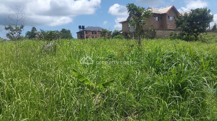 Great Value, Beautiful 4 Plots of Land, Behind E.s.u.t Gate, Agbani, Nkanu, Enugu, Mixed-use Land for Sale