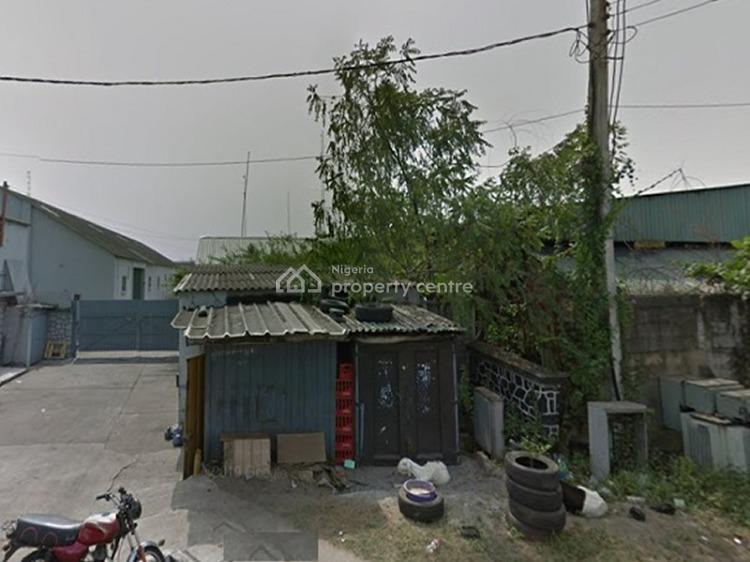 5 Bay Warehouse Sitting on 7,110.5sqm, Apapa Wharf, Apapa, Lagos, Warehouse for Sale