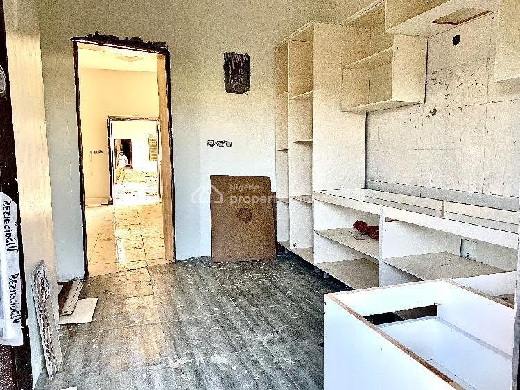Lovely 4bedrooms Semi Detached Terrace Duplex, Chevron, Lekki, Lagos, Terraced Duplex for Sale