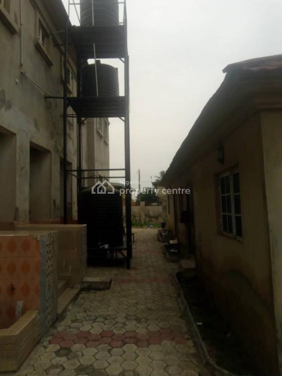 90% Completed Twin Duplex of  4 Bedroom Each, Off Aare Junction, Oluyole Estate, Ibadan, Oyo, Semi-detached Duplex for Sale