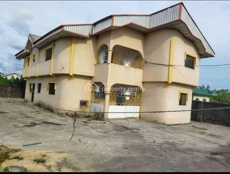 Clean Upstairs  Stardard Storey Building, Off Osubi Expressway, Okpe, Delta, Block of Flats for Sale