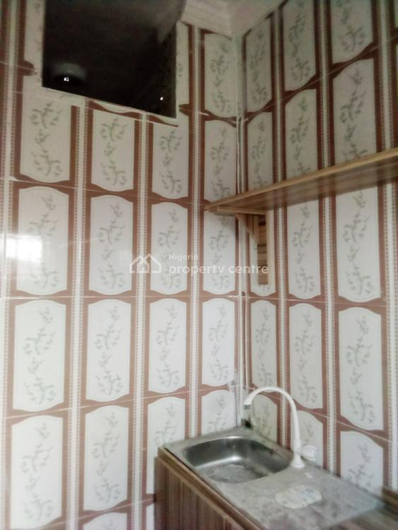 Newly Built Self Contained, U.i Side, New Bodija, Ibadan, Oyo, Self Contained (single Rooms) for Rent