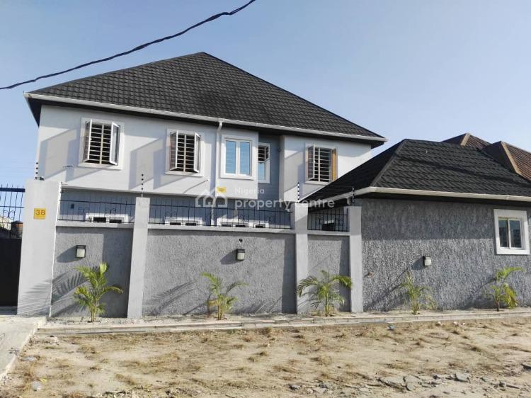Newly Executive 3bedroom Flat, Onosa, Bogije, Ibeju Lekki, Lagos, Flat for Rent