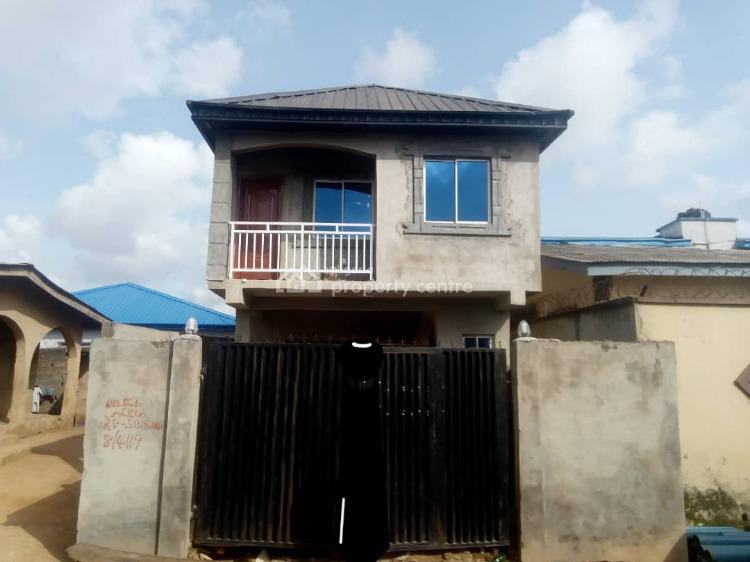 90 Percent Finished Detached 3 Bedroom Duplex on Quarter Plot of Land, New Oko-oba, Agege, Lagos, Detached Duplex for Sale