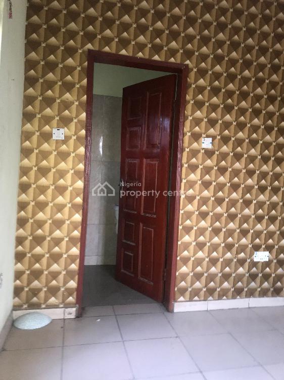 a Tastefully Built 3 Bedroom Flat in a Good Residential Area, Off Bajulaiye Road, Palmgrove, Shomolu, Lagos, Flat for Rent