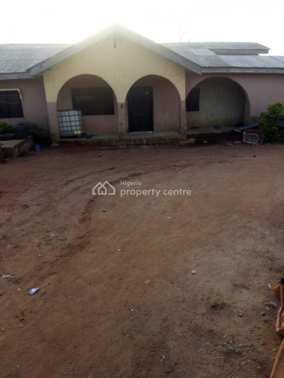 4 Bedroom Flat and One Shop in Front, Orimedu Otaoluwo, Ita Oluwo, Ikorodu, Lagos, Detached Bungalow for Sale