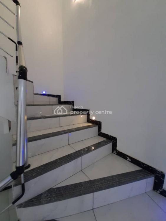 Luxury 4 Bedroom  Detached Duplex and 1 Bq, Osapa London, Osapa, Lekki, Lagos, Semi-detached Duplex for Sale