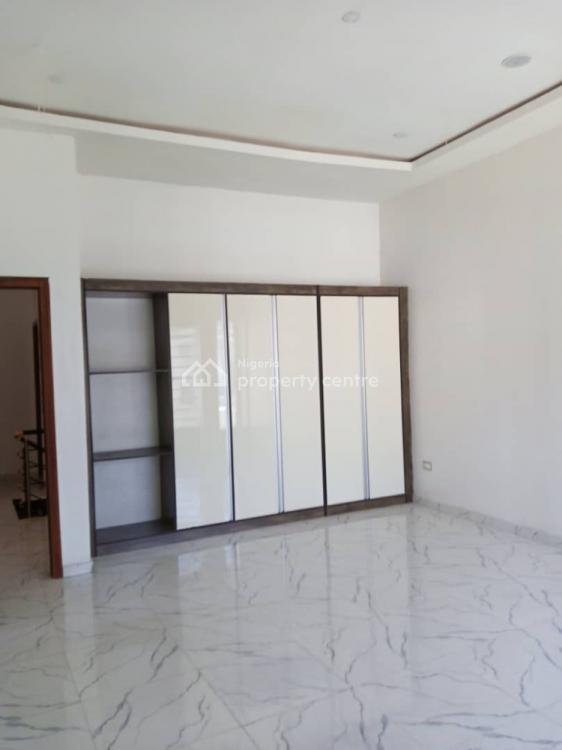 New Built 4 Bedroom Semi Detached Duplex + Bq, Chevron, Igbo Efon, Lekki, Lagos, Semi-detached Duplex for Sale