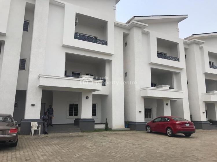 4 Terrace Apartment, Katampe Extension, Katampe, Abuja, House for Rent