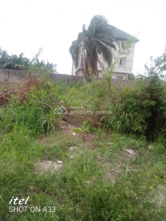 Plot of Land 100 By 100, Awai Road, After 74, Asaba, Delta, Residential Land for Sale