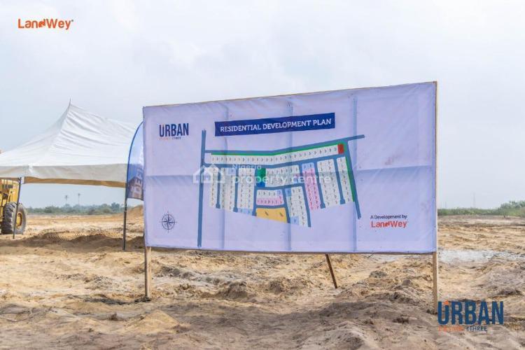 Land, Urban Prime 3 Estate, Ogombo, Ajah, Lagos, Residential Land for Sale