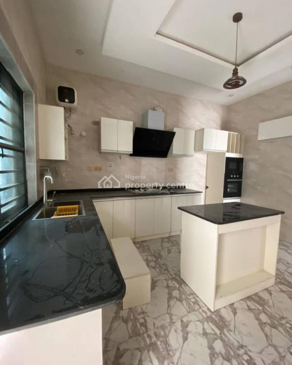 Unique Built Contemporary 4bedroom Semi Detached House, Chevron, Lekki, Lagos, Semi-detached Duplex for Sale