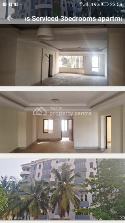 Luxury 3 Bedroom Flat, Off Ligali Ayorinde, Victoria Island Extension, Victoria Island (vi), Lagos, Flat for Rent