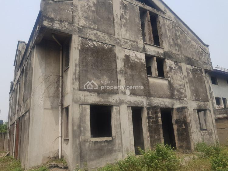 10,000sqm Land with Carcass of Proposed Development, Makoko, Yaba, Lagos, Residential Land for Sale