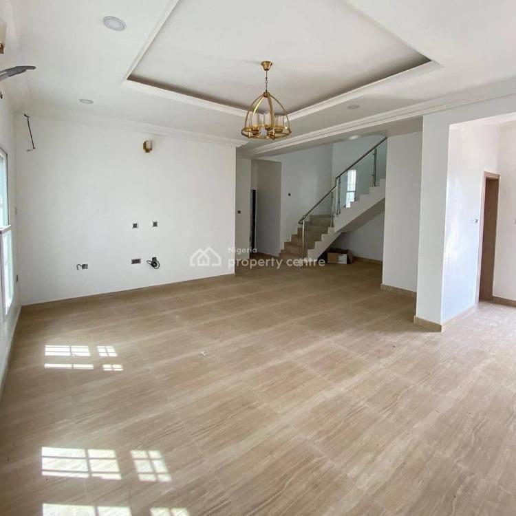 Brand New 4 Bedroom Fully Detached Duplex in an Estate, Off Ado Road, Ado, Ajah, Lagos, Detached Duplex for Rent