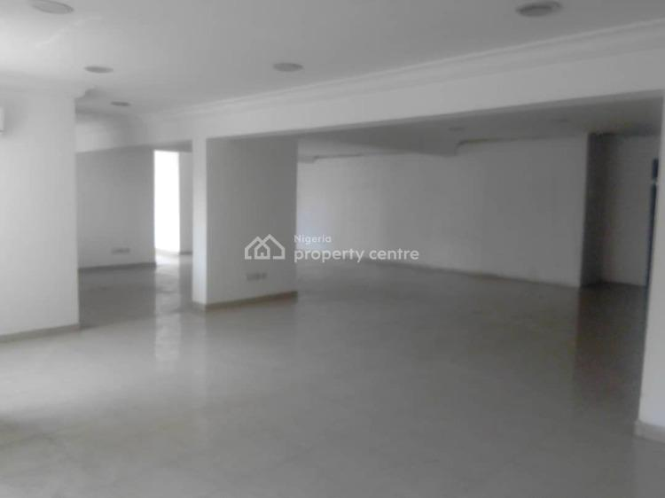 240sqm 3rd Floor Open Plan Office Space, Adeola Hopewell Street, Victoria Island (vi), Lagos, Office Space for Sale