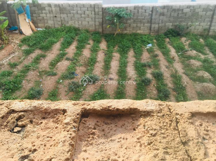 4 Bedroom Detached Duplex Carcas with a Room Bq, Galadimawa, Abuja, Detached Duplex for Sale