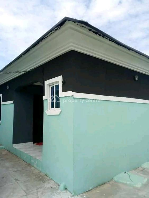 Luxury 4 Bedroom Fully-detached Duplex with 2 Units of Self-contained, Onosa, Ibeju Lekki, Lagos, Detached Duplex for Sale
