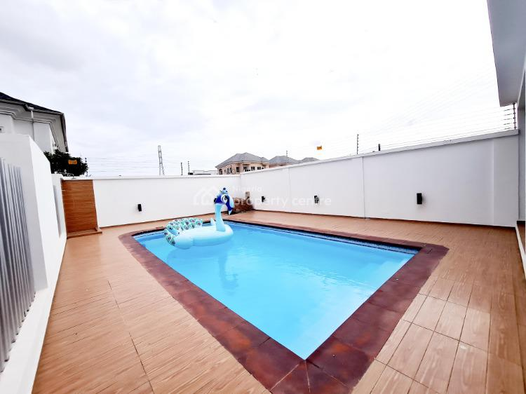 Brand New and Luxury 4 Bedroom Terraced Duplex, Osborne, Ikoyi, Lagos, Terraced Duplex for Sale