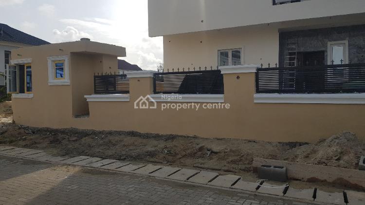 Five-bedroom Detached with Bq, Eti-osa Sangotedo Monastery Road Fountain Springs Estate, Sangotedo, Ajah, Lagos, Detached Duplex for Sale
