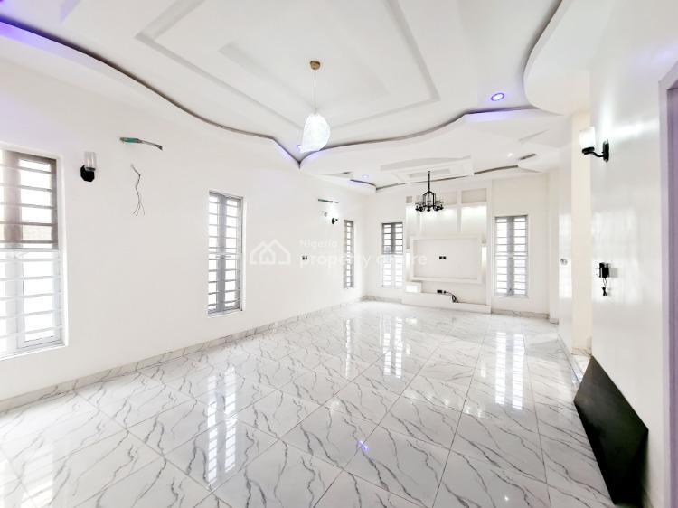 Massive and Well Built Five 5 Bedroom Detached Duplex with Bq, Chevron, Lekki, Lagos, Detached Duplex for Sale