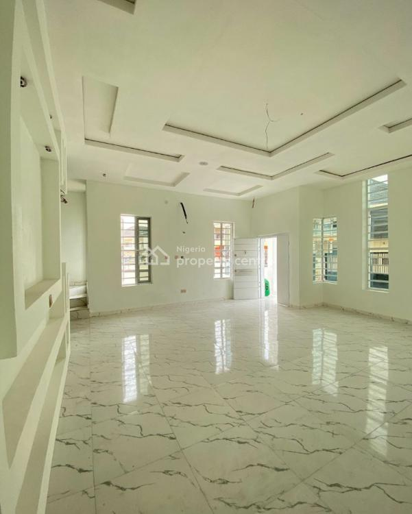 Newly Built 4 Bedroom Detached Duplex, Villa Estate, Ikota, Lekki, Lagos, Detached Duplex for Sale