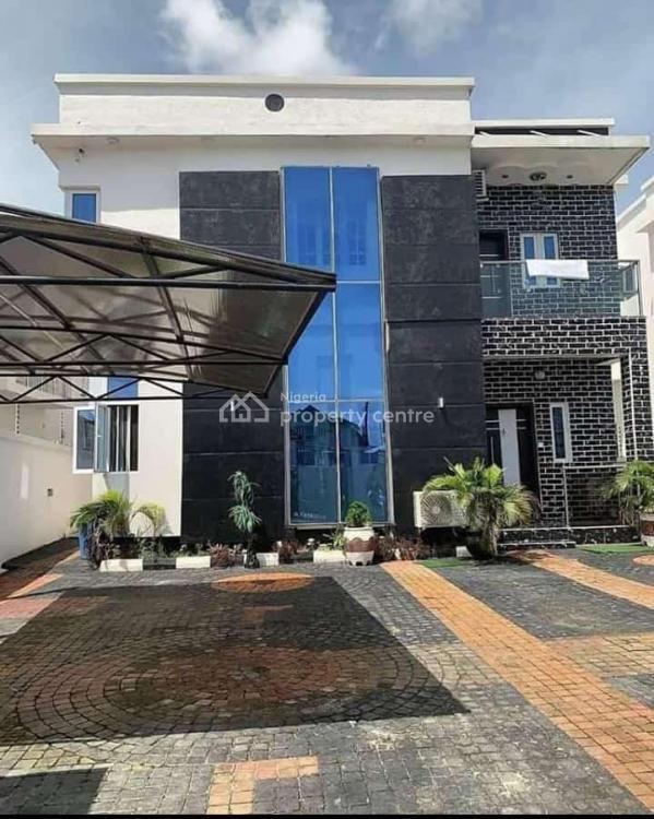 Fantastic 5 Bedroom Dublex Fully Furnished Home, Chevy View Estate, Chevron., Lekki Phase 2, Lekki, Lagos, Detached Duplex for Sale